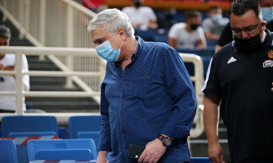 Παναθηναϊκός-Λαύριο: Παρών και ο Μάνος Παπαδόπουλος