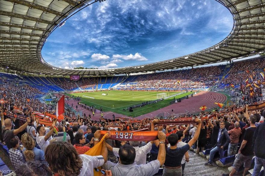 Ρώμη - Olimpico