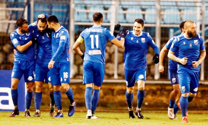 Καλύτερο γκολ της κανονικής περιόδου το «ψαλιδάκι» του Αραμπούλι (video)