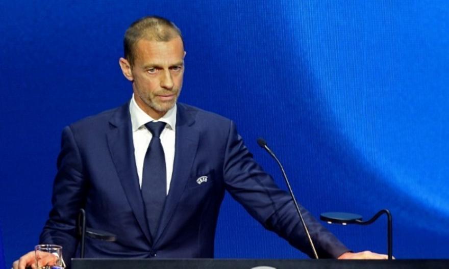 Τσέφεριν: «Ποτέ ξανά Euro σαν το φετινό, είναι πολύ περίπλο