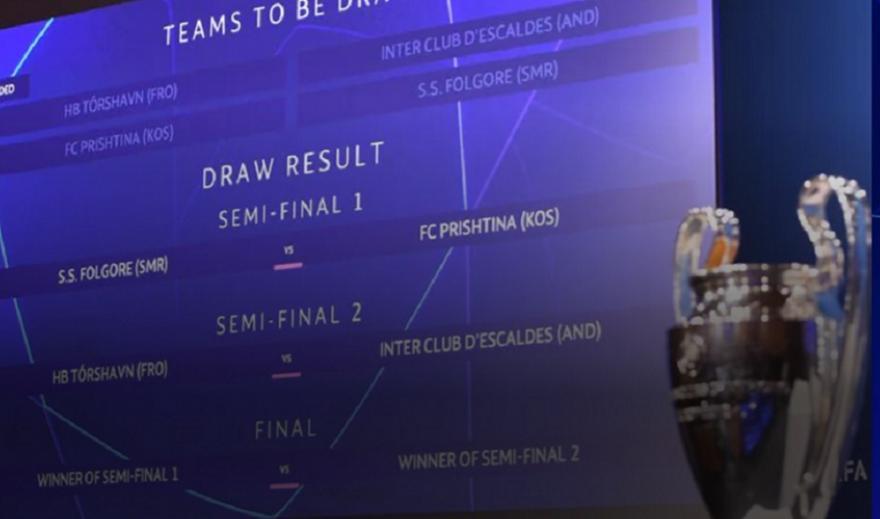 Champions League: Η κλήρωση για την προ-προκριματική φάση