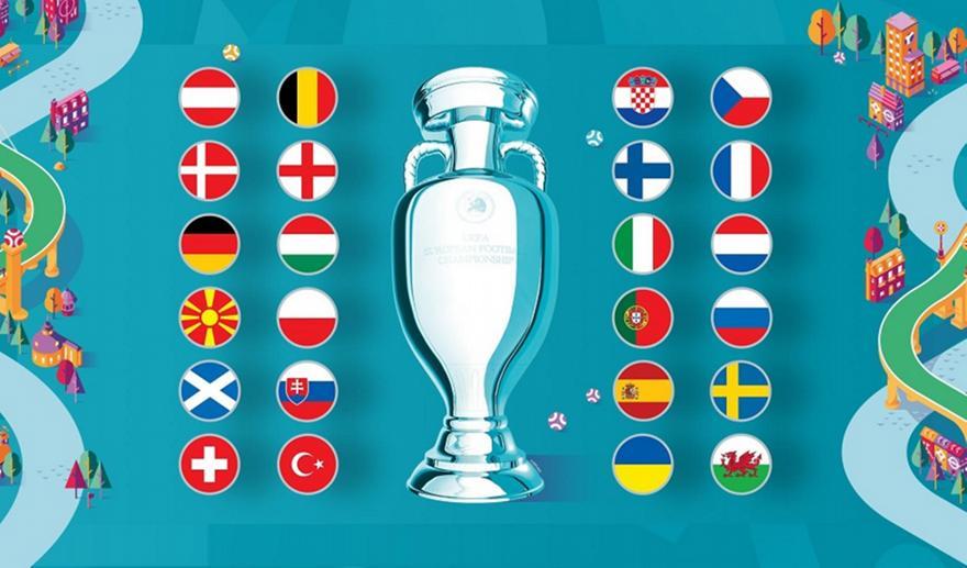 O πλήρης οδηγός του Euro 2020!