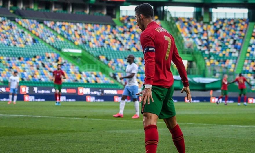Πετάει φωτιές πριν το Euro η Πορτογαλία!