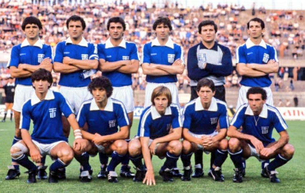 Euro: Η πρώτη φορά της Ελλάδας σε μεγάλη διοργάνωση