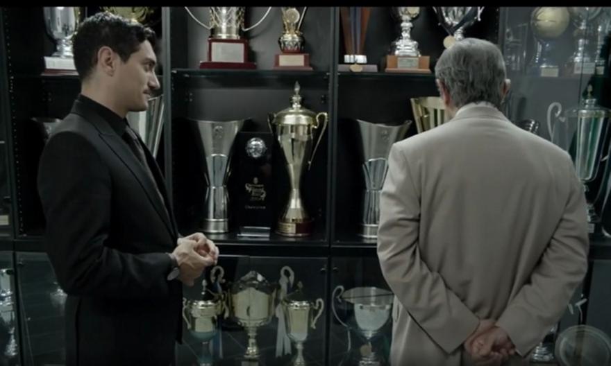 Γιαννακόπουλος: Αποκάλυψε το teaser της ταινίας των 100 χρό