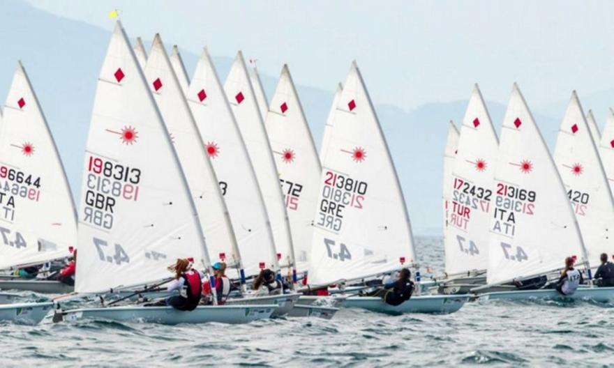 Με 235 σκάφη η πρόκριση για την Εθνική Ομάδα Optimist