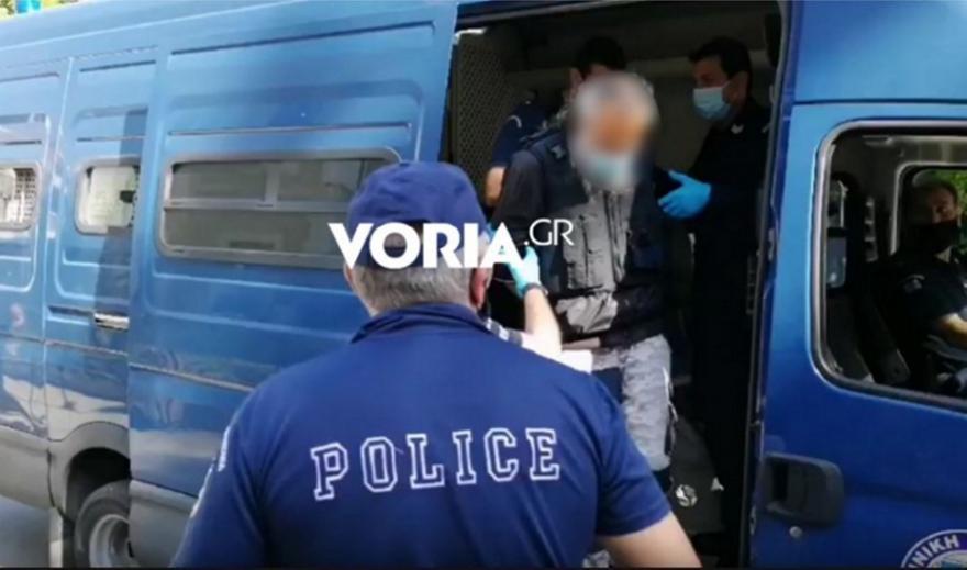 Ισόβια στον δράστη της επίθεσης με τσεκούρι στη ΔΟΥ Κοζάνης