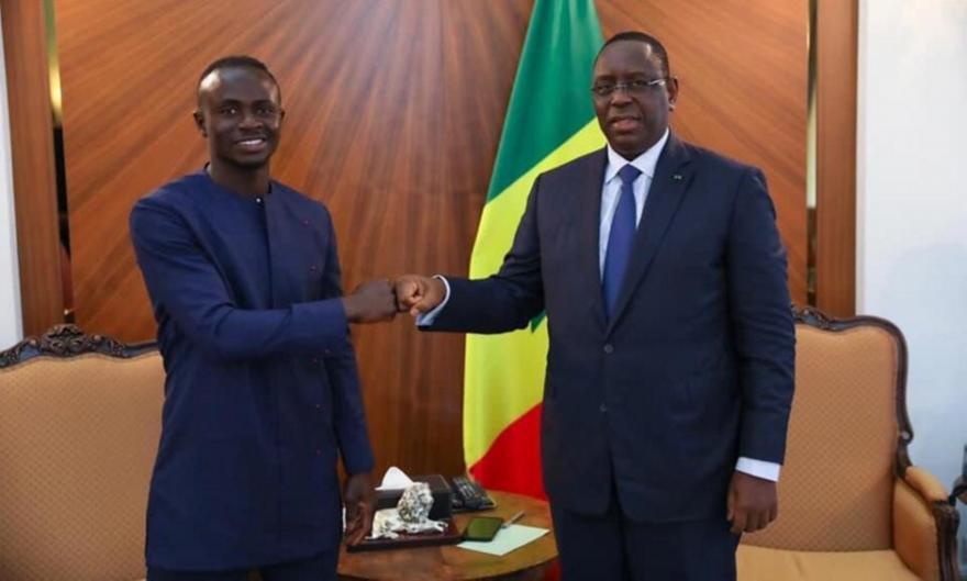 Μανέ: Θέλει να χτίσει νοσοκομείο στη Σενεγάλη