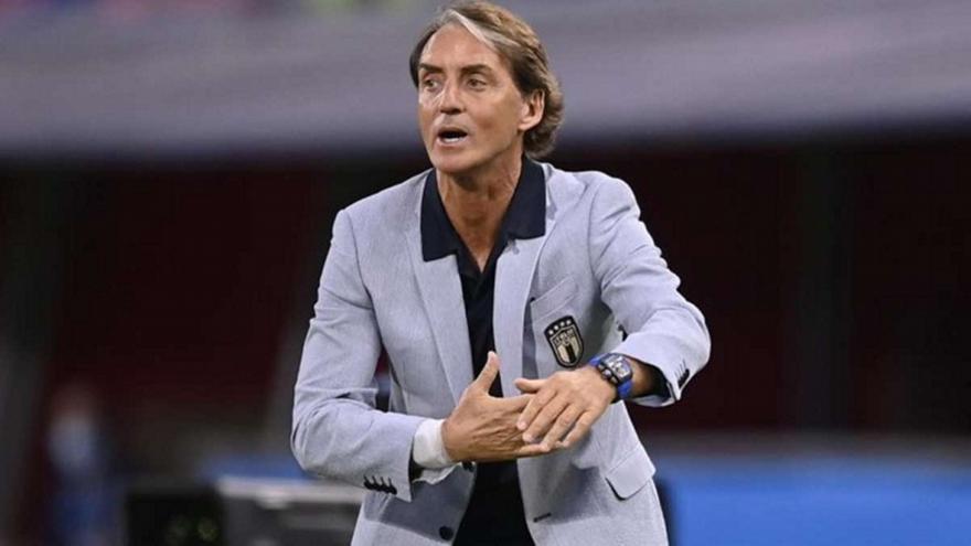 Mαντσίνι: «Ελπίζουμε να βρεθούμε στο Final-4 του Γουέμπλεϊ»