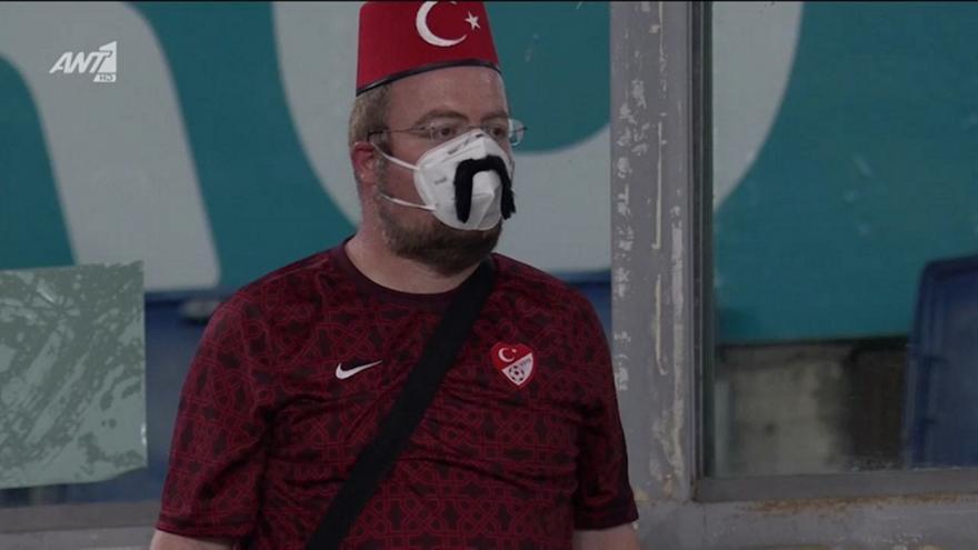 Τουρκία - Ιταλία : Η διαμαρτυρία του Μπαρέλα