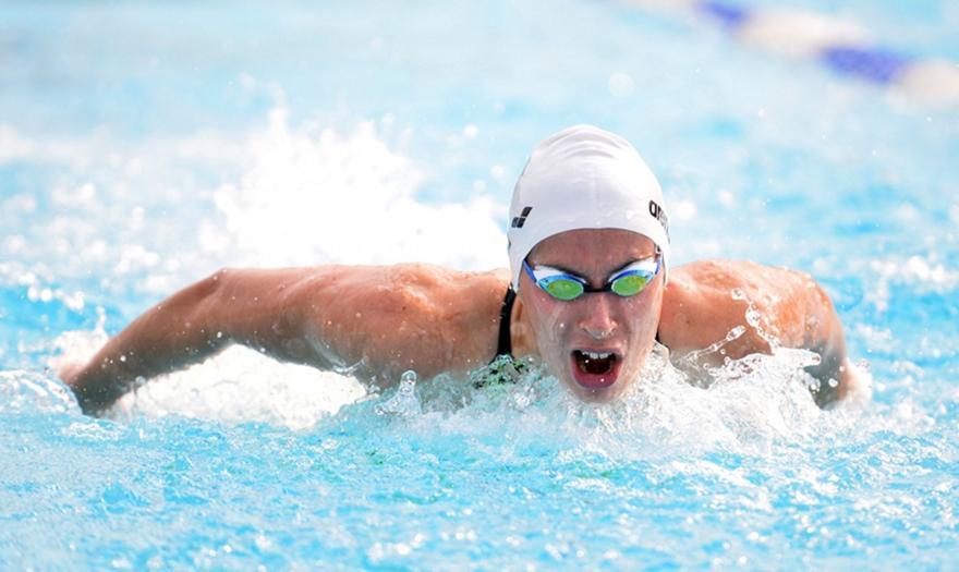Ντουντουνάκη: Πρωταθλήτρια Ελλάδας στα 200μ. πεταλούδα
