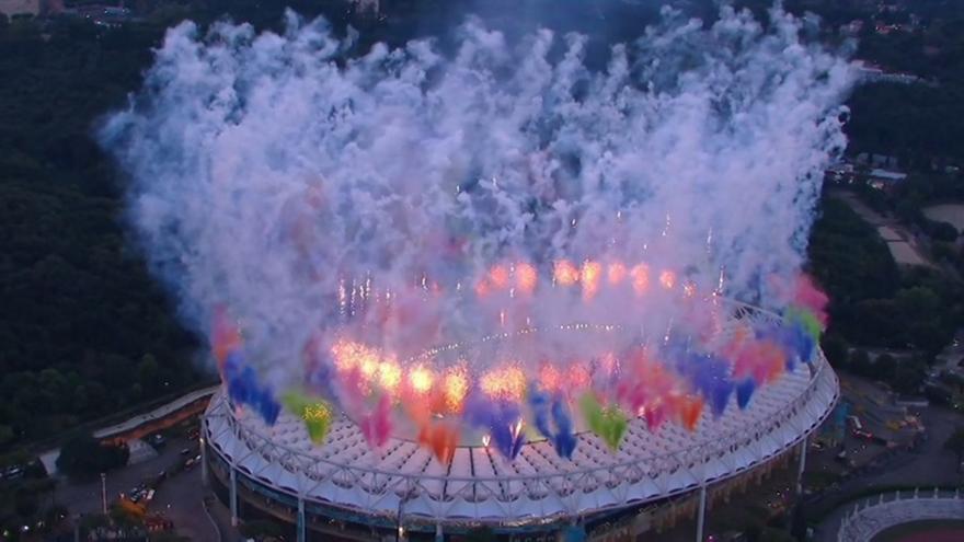 Τουρκία–Ιταλία: Εικόνες μαγείας στο Olimpico