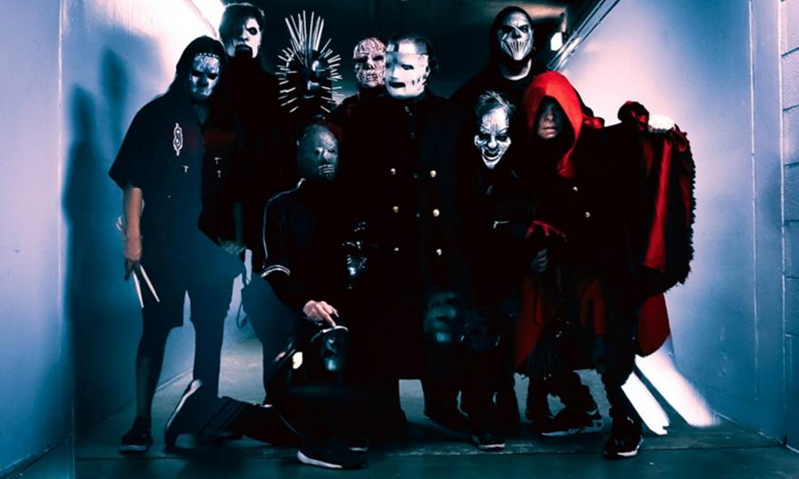 Slipknot: Στην Ελλάδα οριστικά τον Ιούλιο του 2022!