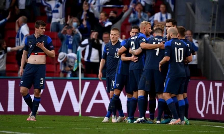 Δανία-Φινλανδία: 0-1