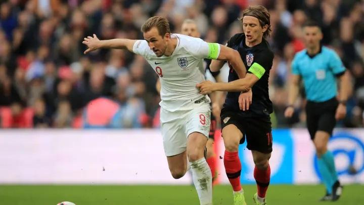 Αγγλία-Κροατία
