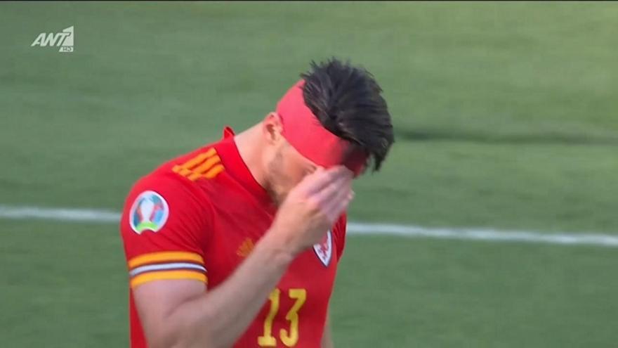 Ο τραυματισμός του Μουρ πριν το «χρυσό» του γκολ!