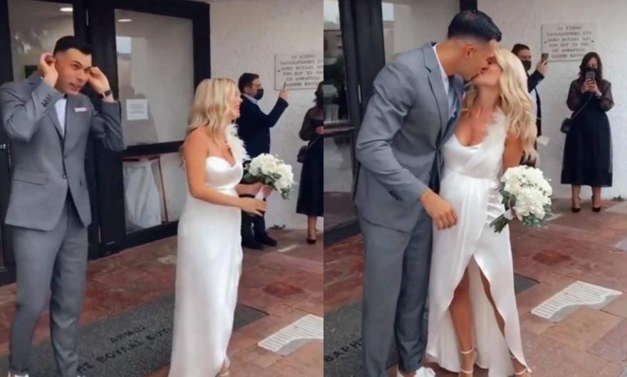 Παντρεύτηκε ο Σλούκας (pics)