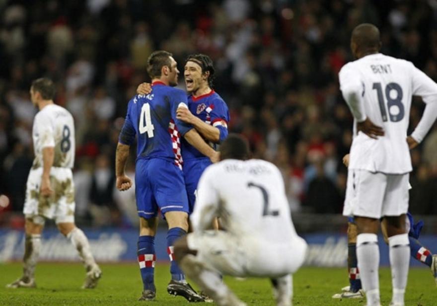 Euro: Η νύχτα του 2007 που οι Κροάτες άλωσαν το Γουέμπλεϊ