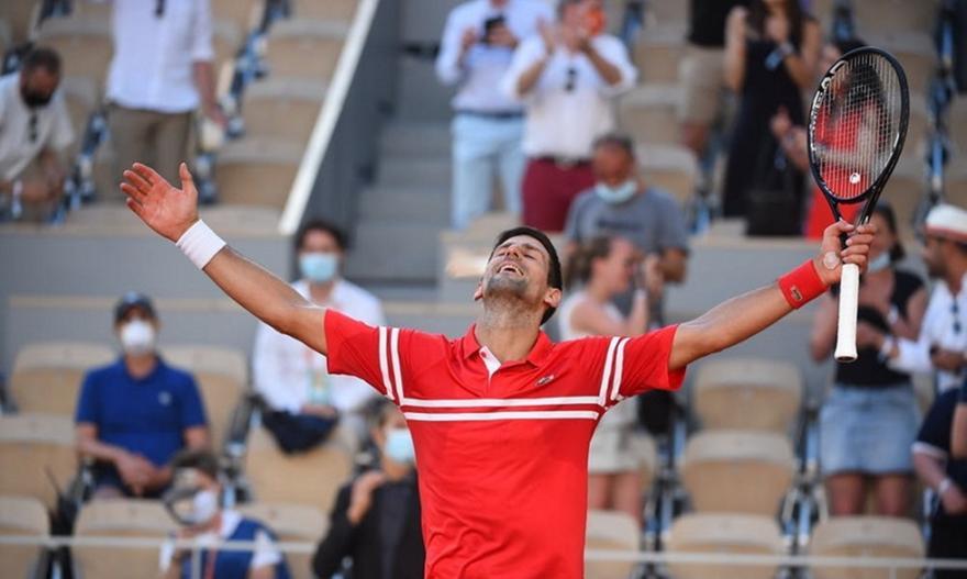 Τζόκοβιτς: Ο πρώτος που κατακτά από 2 φορές κάθε Grand Slam