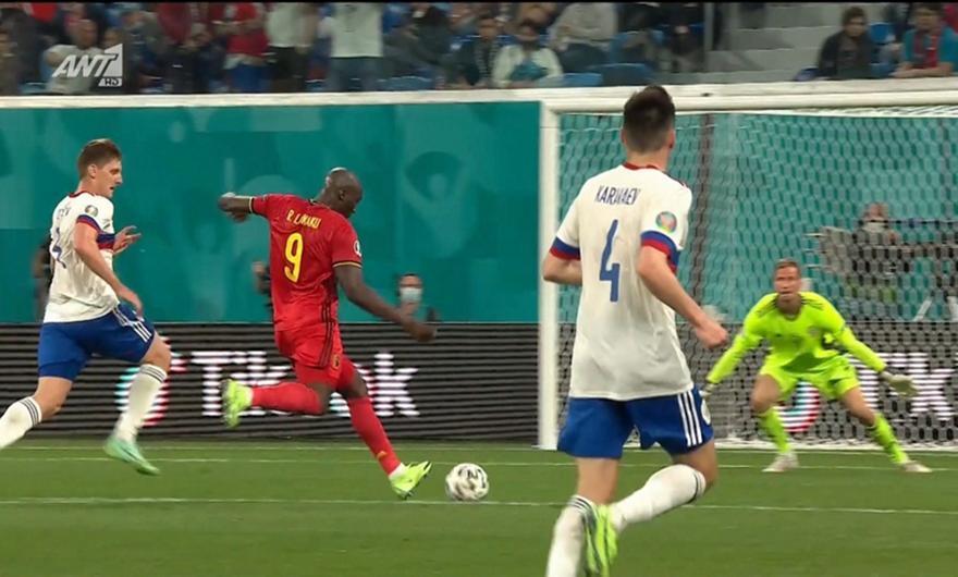 Βέλγιο-Ρωσία: Τα highlights του ματς