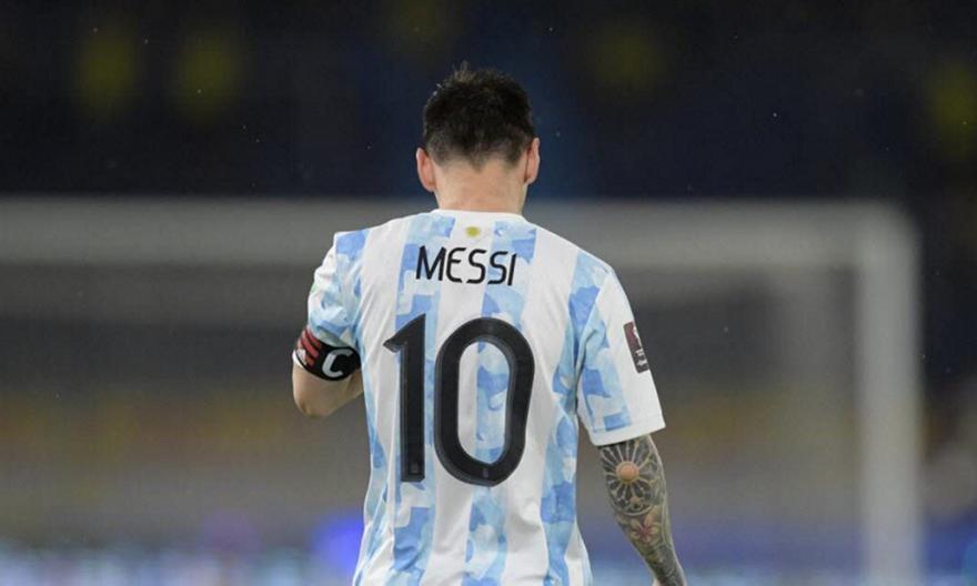 Μέσι: «Μεγάλο μου όνειρο ένας τίτλος με την Αργεντινή»