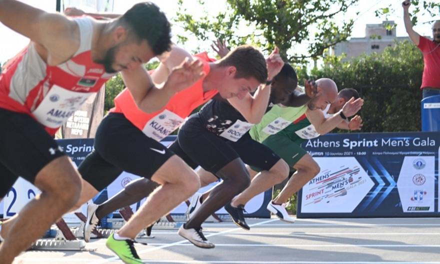 Με απόλυτη επιτυχία το 1ο «Athens Sprint Men's Gala»
