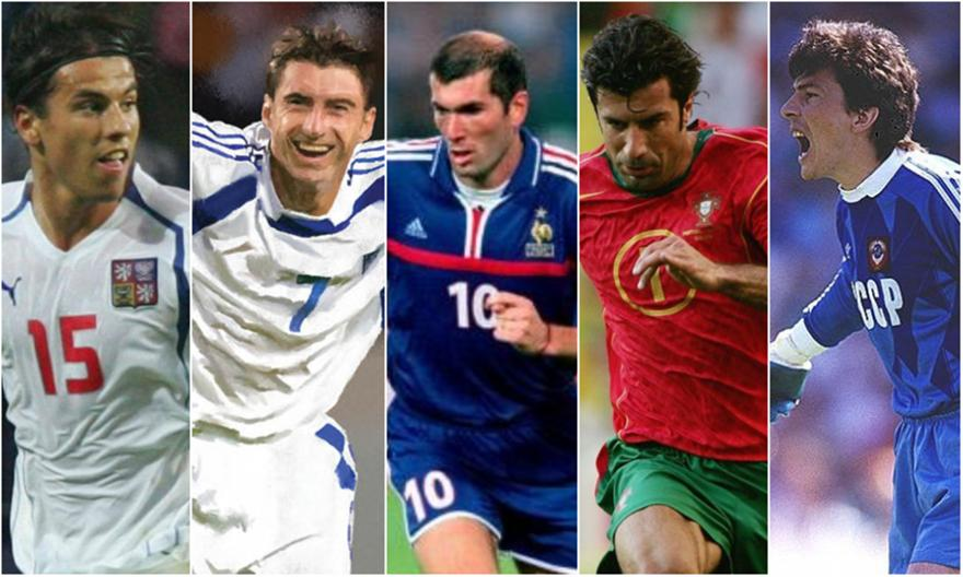 Ποιος είναι ο αγαπημένος σου παίκτης που ξεχώρισες σε Euro;
