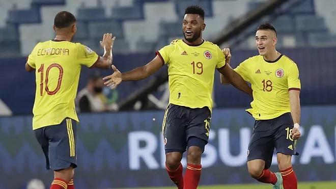 Κόπα Αμέρικα: Κολομβία-Εκουαδόρ 1-0