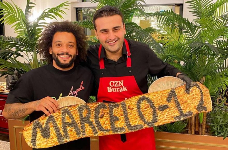 Μαρσέλο: Θύμα φάρσας από Τούρκο σεφ