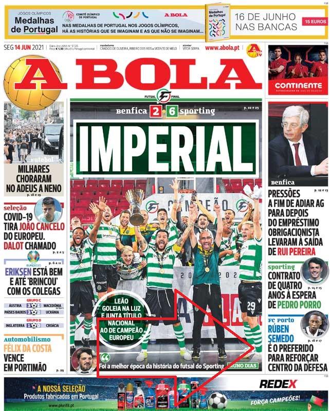 A Bola: «Πρώτη επιλογή της Πόρτο ο Σεμέδο»