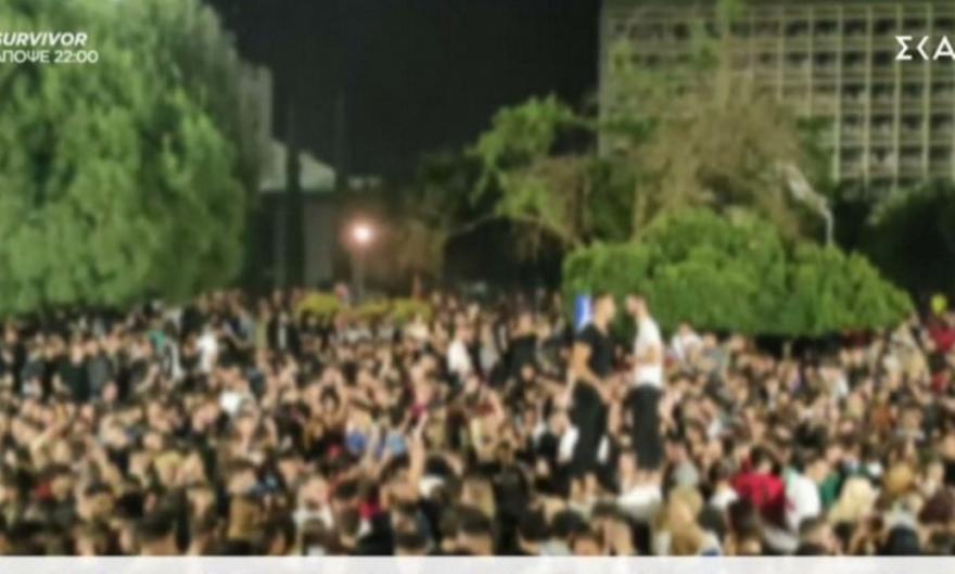 Θεσσαλονίκη: Τρεις συλλήψεις για το κορωνοπάρτι στο ΑΠΘ