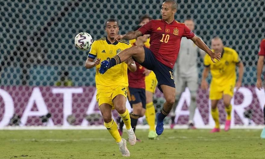 Ισπανία-Σουηδία 0-0