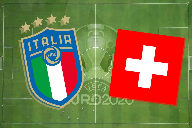 Ιταλία-Ελβετία (16/6, 22:00)