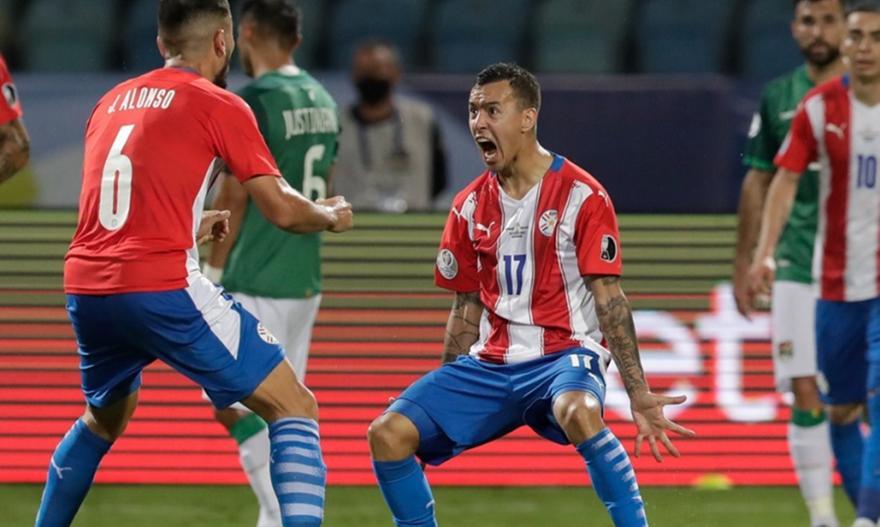 Κόπα Αμέρικα: Παραγουάη-Βολιβία 3-1