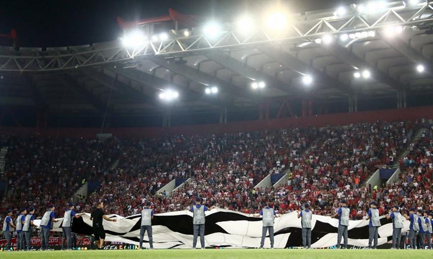 Ολυμπιακός: Live Streaming η κλήρωση στο Champions League!