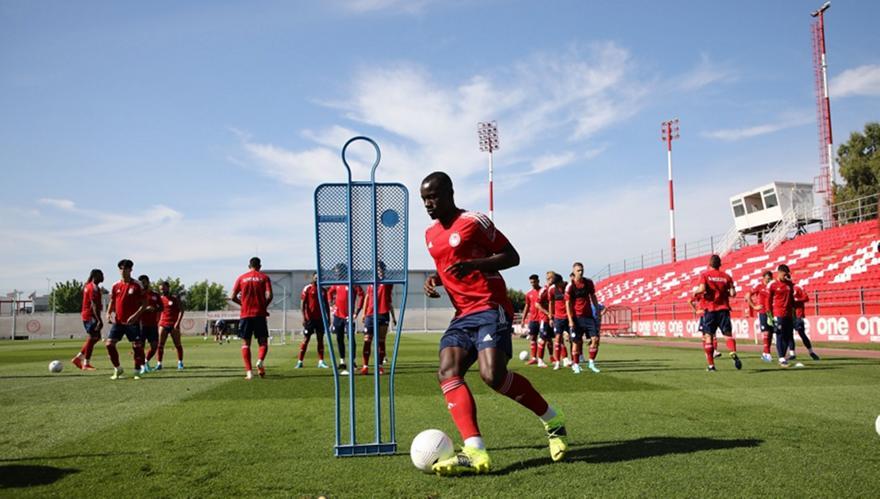 Ολυμπιακός: Η επιστροφή των παικτών στις προπονήσεις