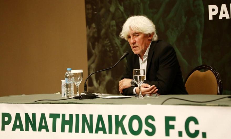 Γιοβάνοβιτς: Η ιστορία του Παναθηναϊκού ορίζει τους στόχους