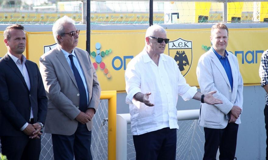 Μελισσανίδης: «Χαρές γιατί προερχόμαστε από κακή σεζόν»