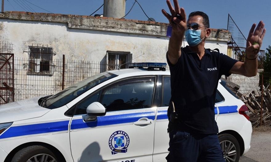 Κατερίνη: Βρέθηκε καμένο πτώμα άντρα με κουκούλα και δεμένο