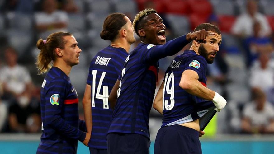 Γαλλία-Γερμανία: Τα highlights του αγώνα