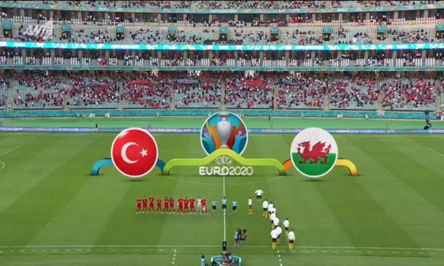 Τουρκία-Ουαλία: Τα highlights του αγώνα
