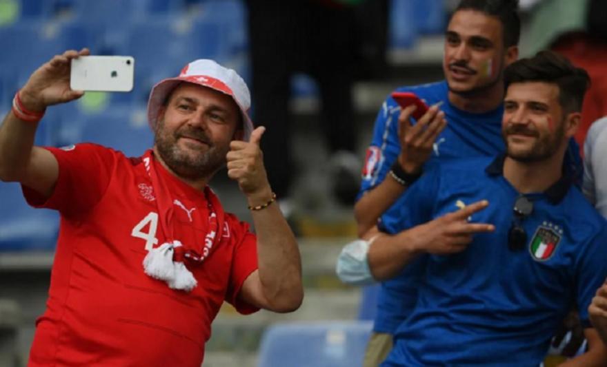 Ιταλία-Ελβετία: Οι ενδεκάδες στο ματς