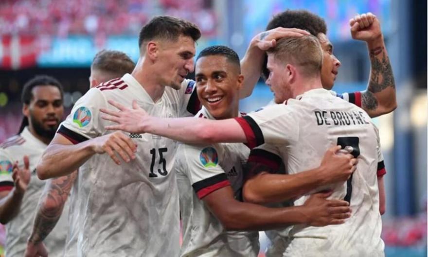Δανία-Βέλγιο 1-2