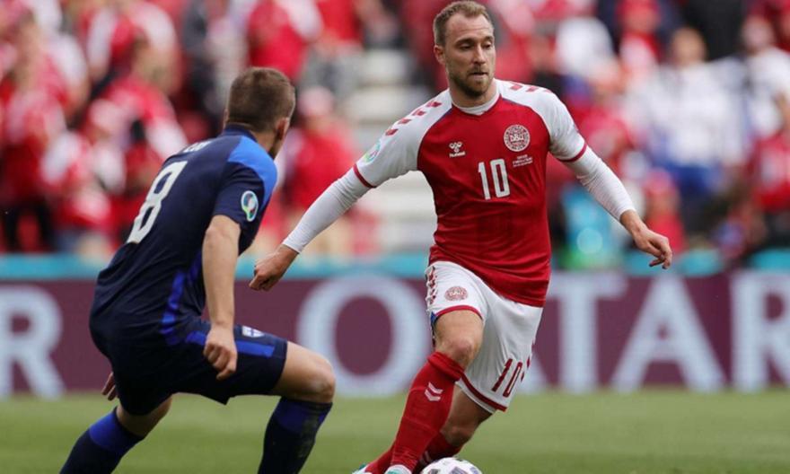 Δανία και Βέλγιο τιμούν τον Έρικσεν!