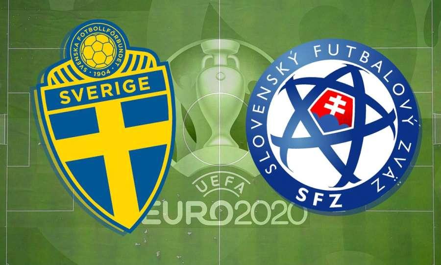 Σουηδία-Σλοβακία (18/06, 16:00)