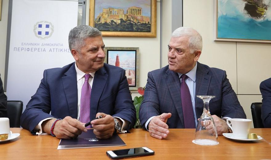 Υπογράφηκε η σύμβαση Περιφέρειας & ΑΕΚ-Mελισσανίδης: «Θα είναι το πιο όμορφο γήπεδο της Ευρώπης»