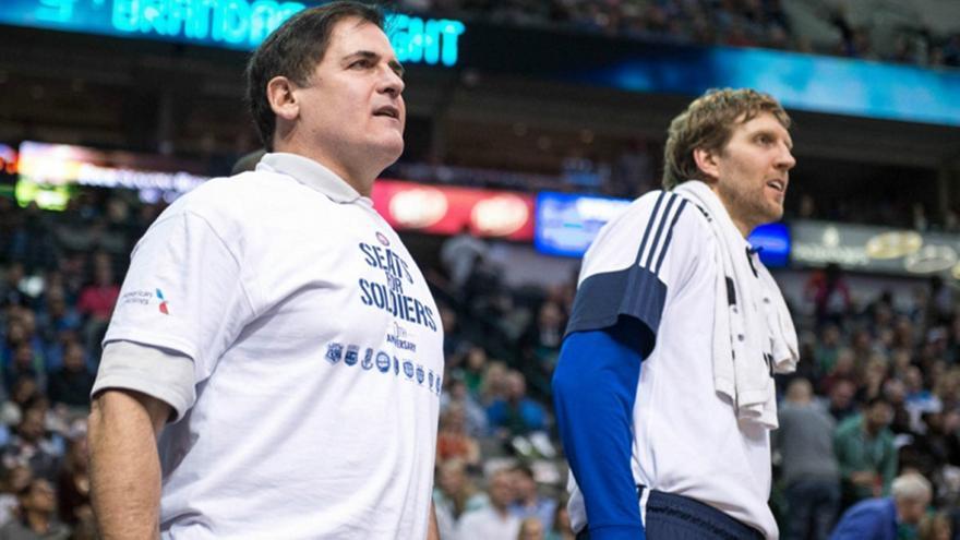 Νοβίτσκι: Θα βοηθήσει στην πρόσληψη προπονητή στους Μαβς