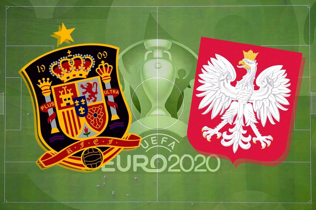 Ισπανία-Πολωνία