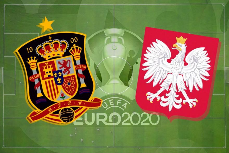 Ισπανία-Πολωνία 0-0