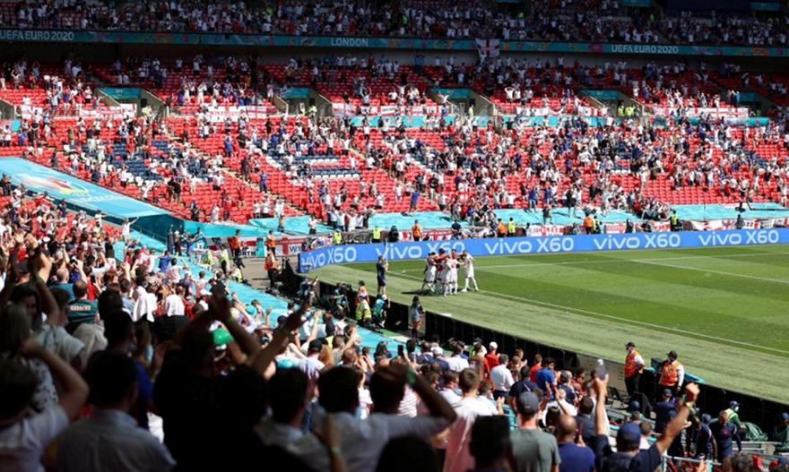 Euro 2020: Προειδοποίηση της UEFA για μη διεξαγωγή των ημιτελικών και του τελικού στο «Γουέμπλεϊ»